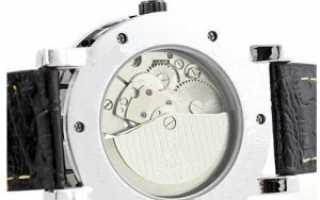 Особенности мужских механических часов с автоподзаводом
