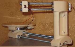 3Д-сканер своими руками: детали и технологии. Самодельный 3D-сканер