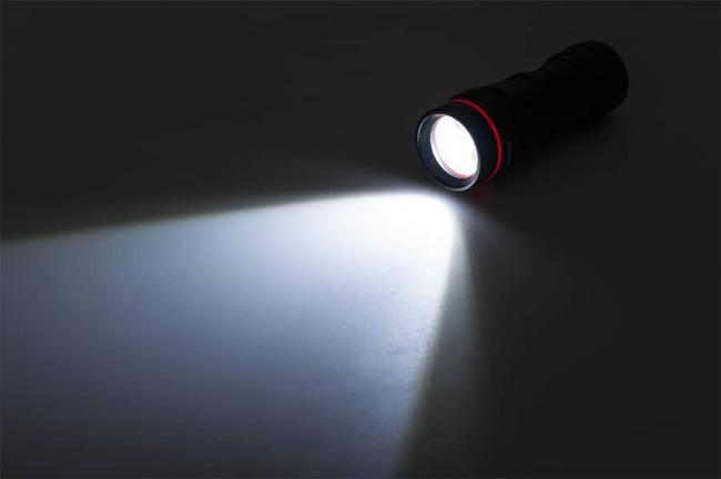 linternas de alta potencia en AliExpress