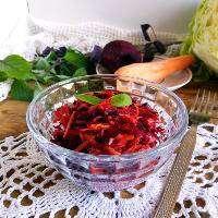 Салат Метёлка для похудения и очищения кишечника