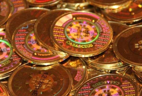 Монеты Casascius