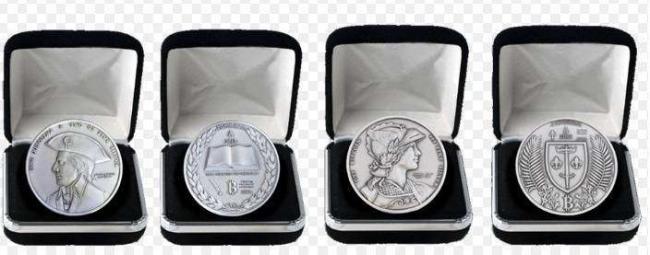 Монета Alitin Mint