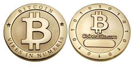 Монета CoinedBits