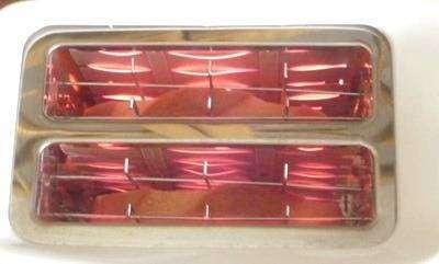 Nagrev tostera