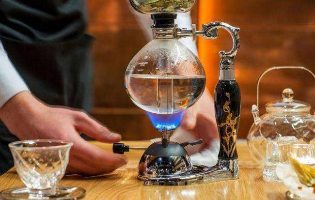 газовый сифон для чая