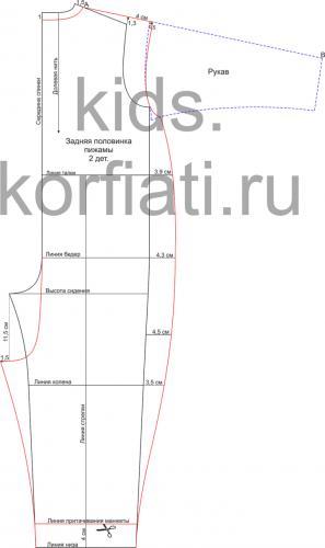 Shildrens-pyjamas-Kigurumi-pattern-back-720x1209.png
