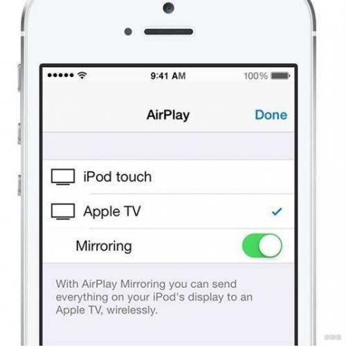 Miracast для iOS: есть ли поддержка и как включить?
