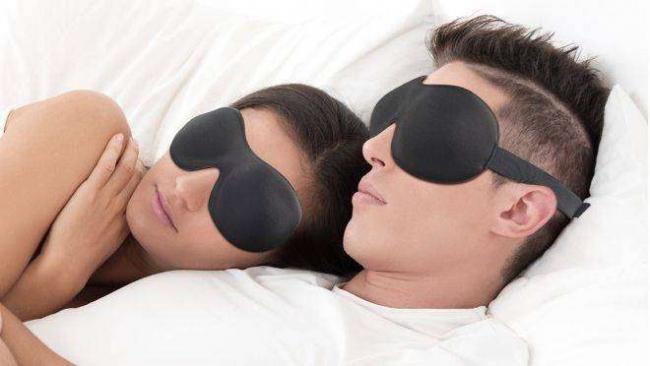 зачем маска для сна