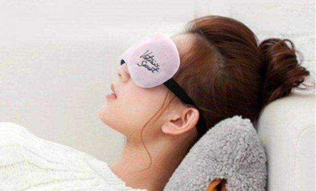 маска с валиками для носа
