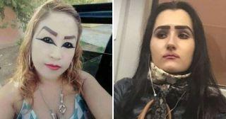 Страшно красивы: 20 девушек, у которых не отобрали косметику, и очень зря