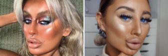 Смойте это немедленно: 25 девушек, которые отпугивают своим макияжем
