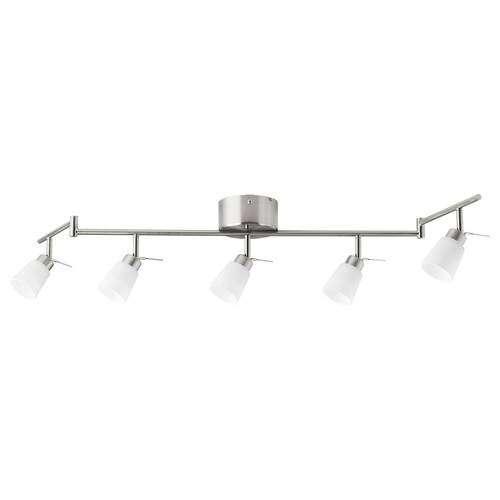 IKEA ТИДИГ Потолочный софит, 5ламп