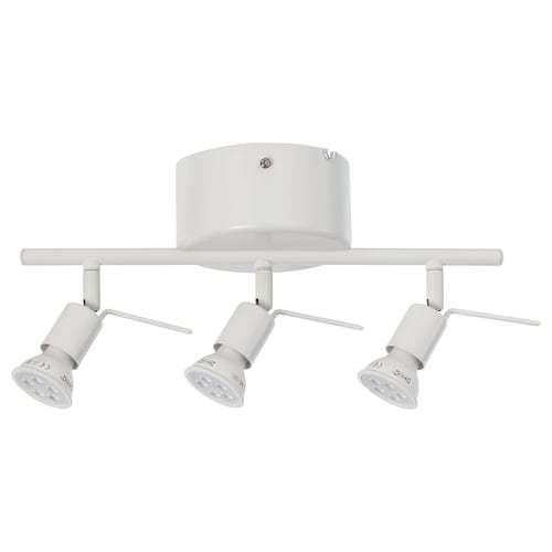 IKEA ТРОСС Потолочная шина, 3 лампы
