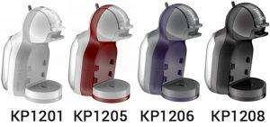 Krups KP 1201/1205/1206/1208 Mini Me