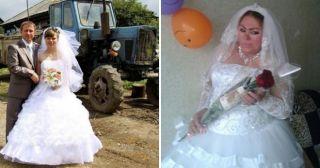 Деревенские свадьбы: 25 фото, полные душевности и романтики